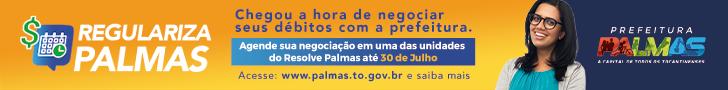 Regulariza Palmas junho 2021 Banner 728X90